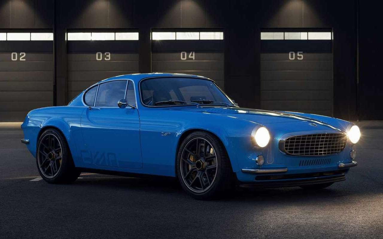 Volvo отказалась отвсей электроники (нонаодном купе)— фото 1164482