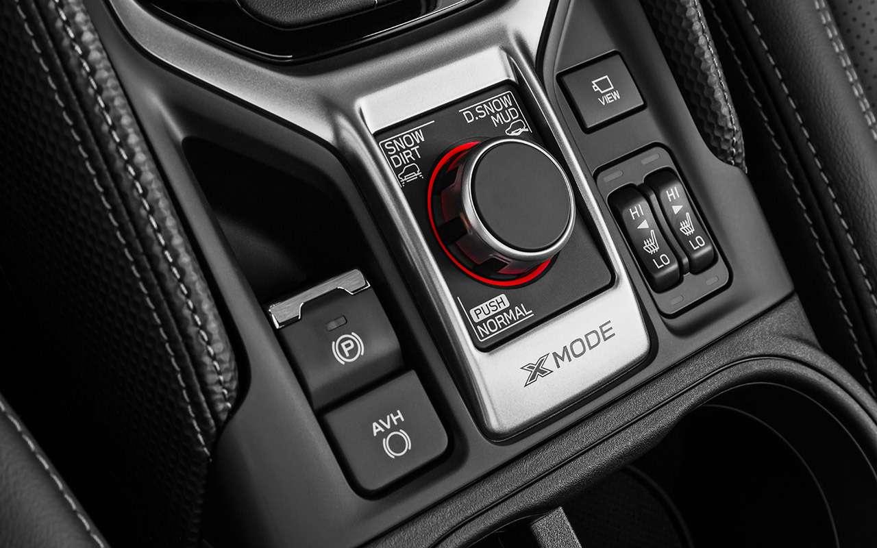 Новый Subaru Forester— тест-драйв без наддувательства— фото 930680