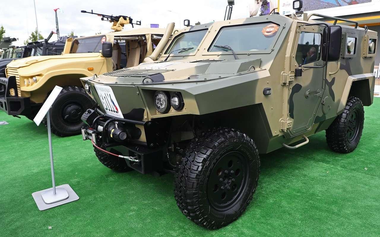 10необычных армейских аппаратов. Сделано вРоссии— фото 1162357