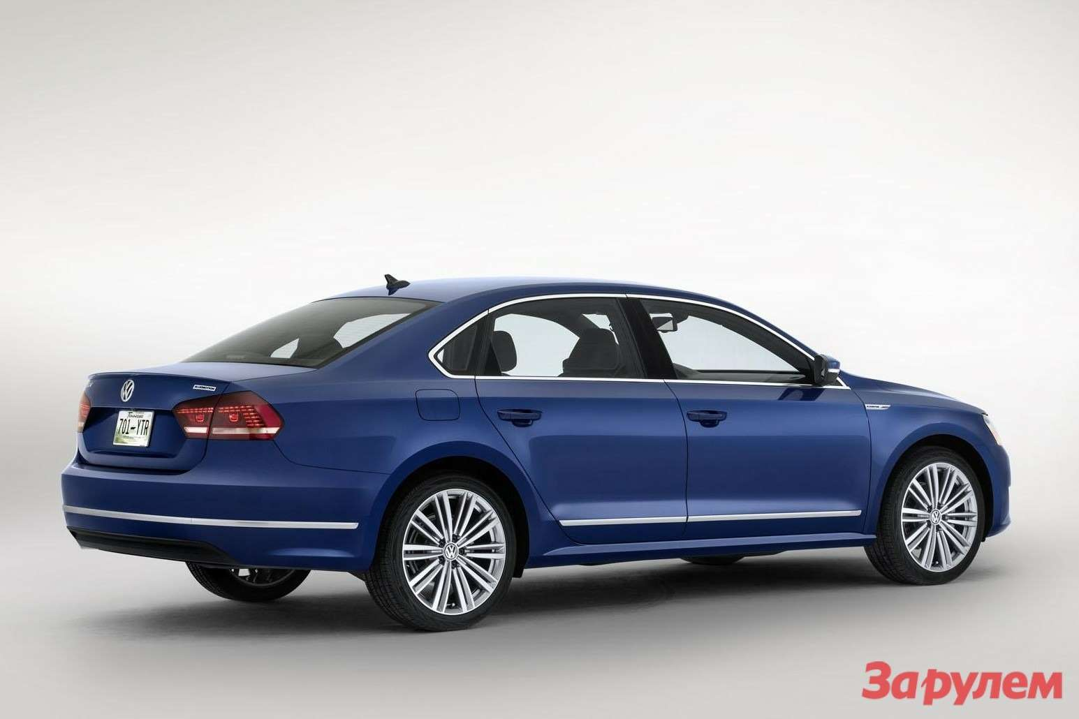 Volkswagen Passat BlueMotion Concept