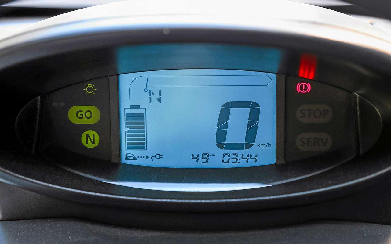 Самый странный автомобиль вРоссии: дачно-городской тест Renault Twizy— фото 983560