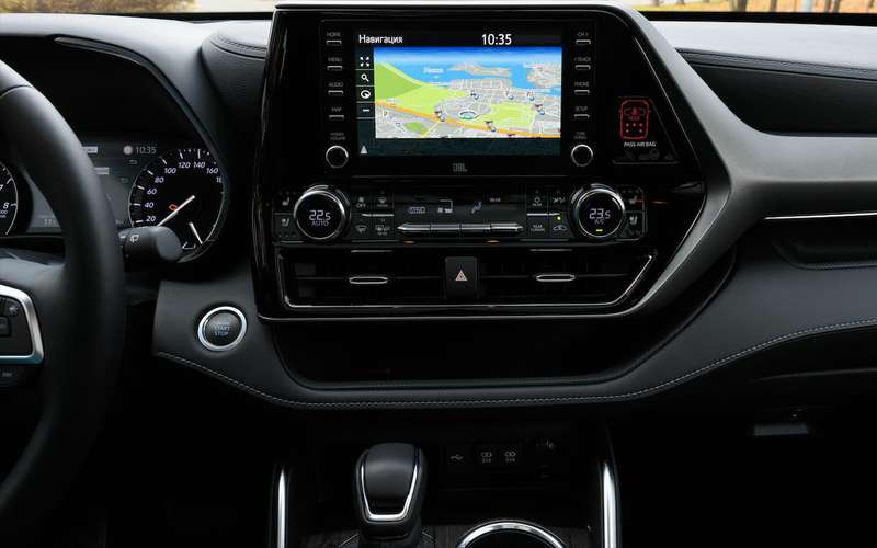 Новый Toyota Highlander— продажи начались