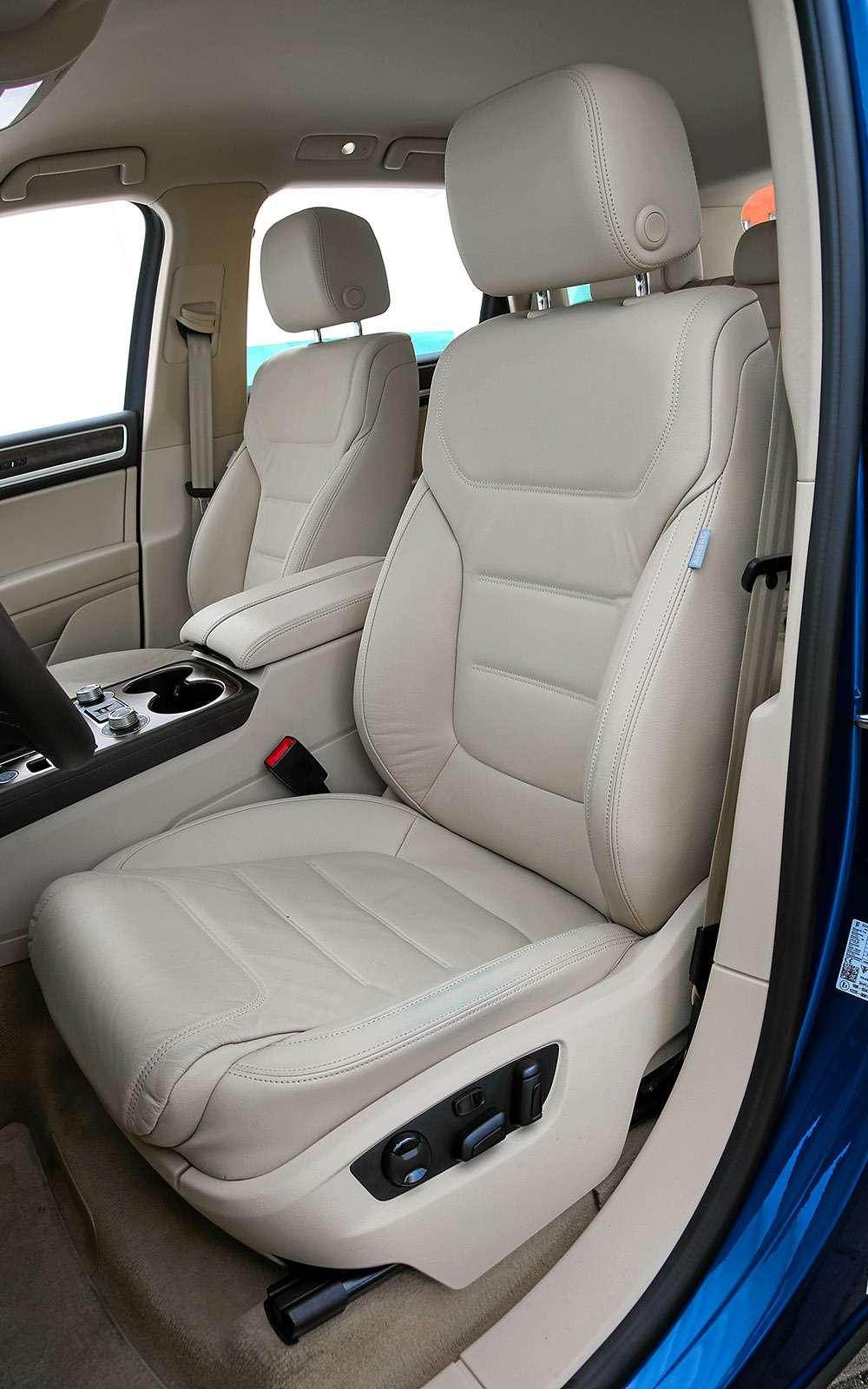 Новый Nissan Murano против конкурентов: длинные рубли— фото 691730