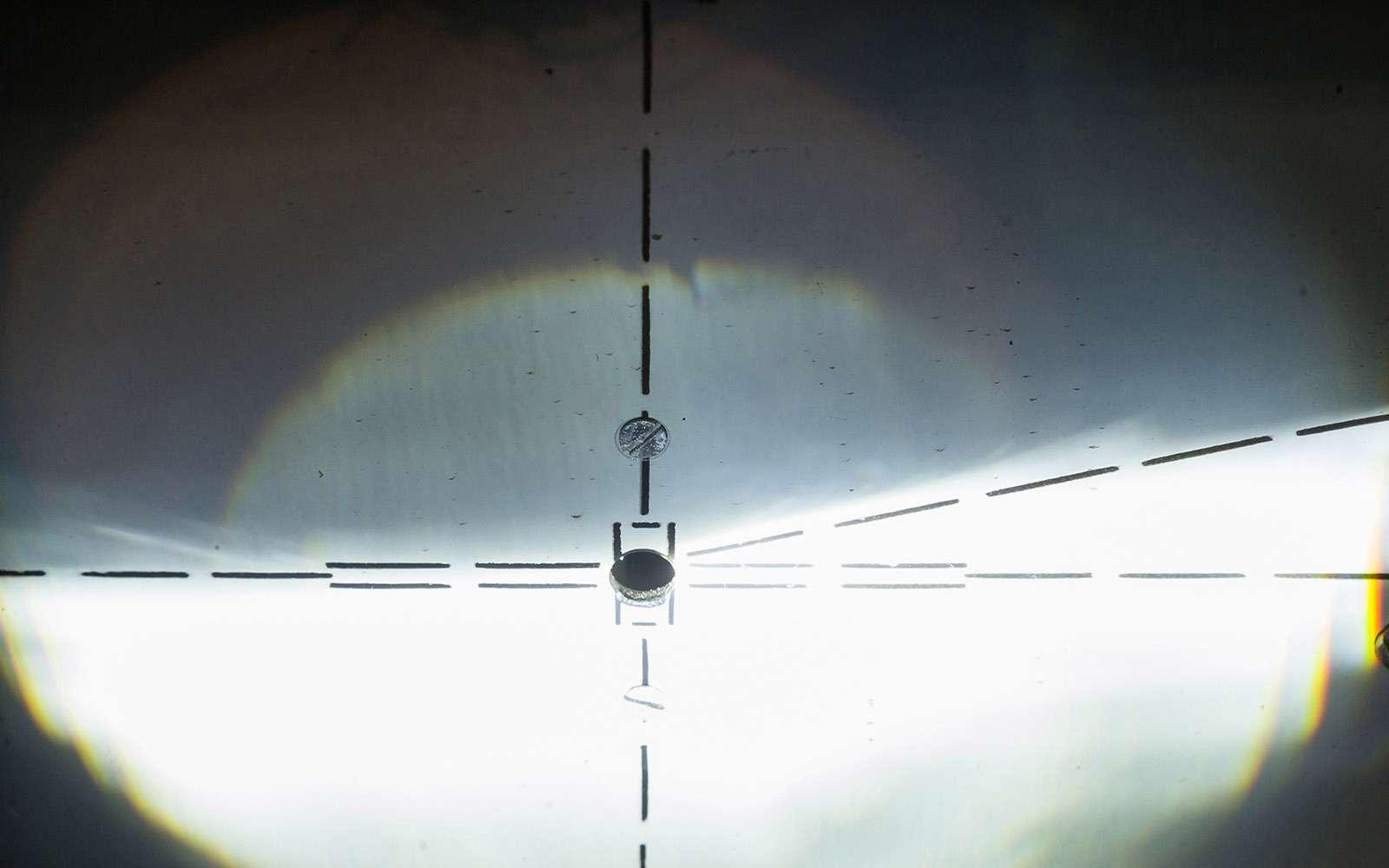 Светодиоды вместо галогенок вштатных фарах: полный провал!— фото 754724