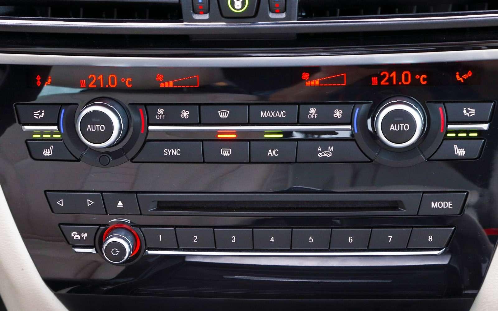 Новый Land Rover Discovery против конкурентов— тест ЗР— фото 784689
