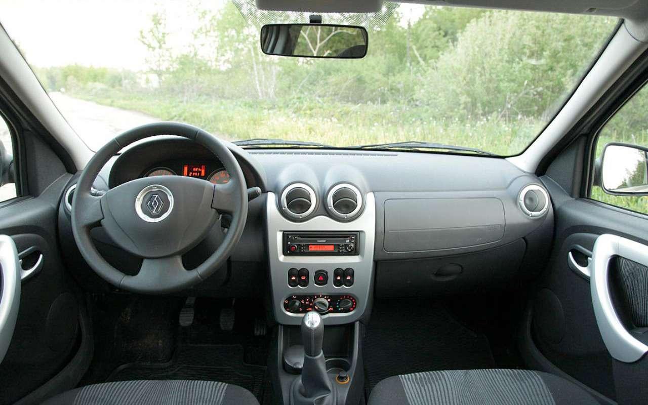 Нормальный автомобиль спробегом иза150000 рублей— это реально— фото 892054