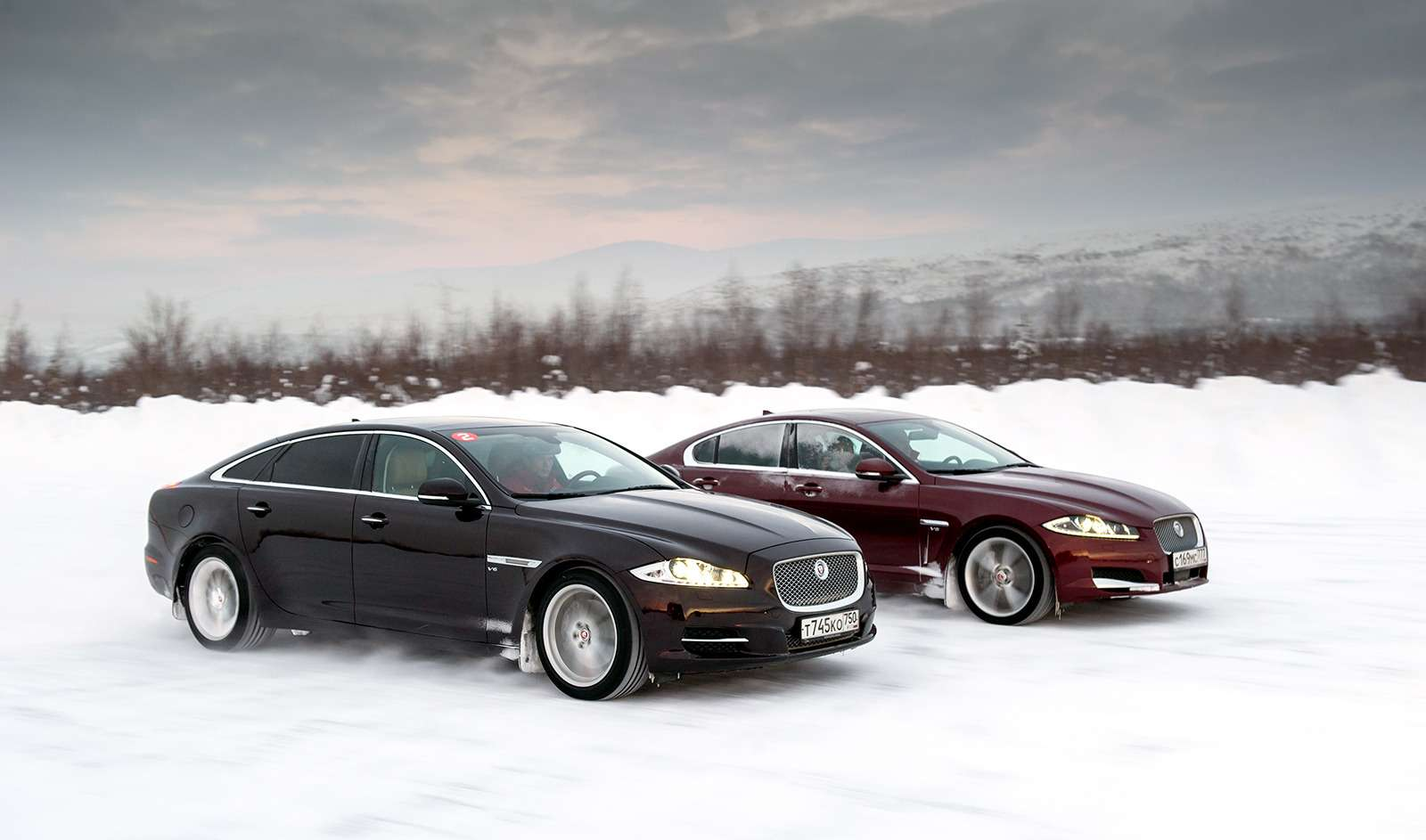Jaguar Land Rover AWD