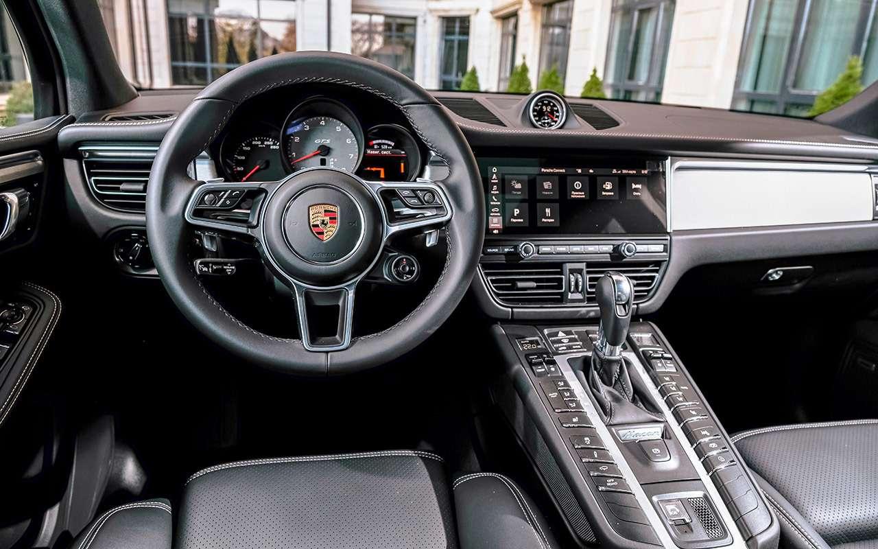 Какне угробить Porsche набездорожье— инструкция (ну, мало ли!)— фото 1210791