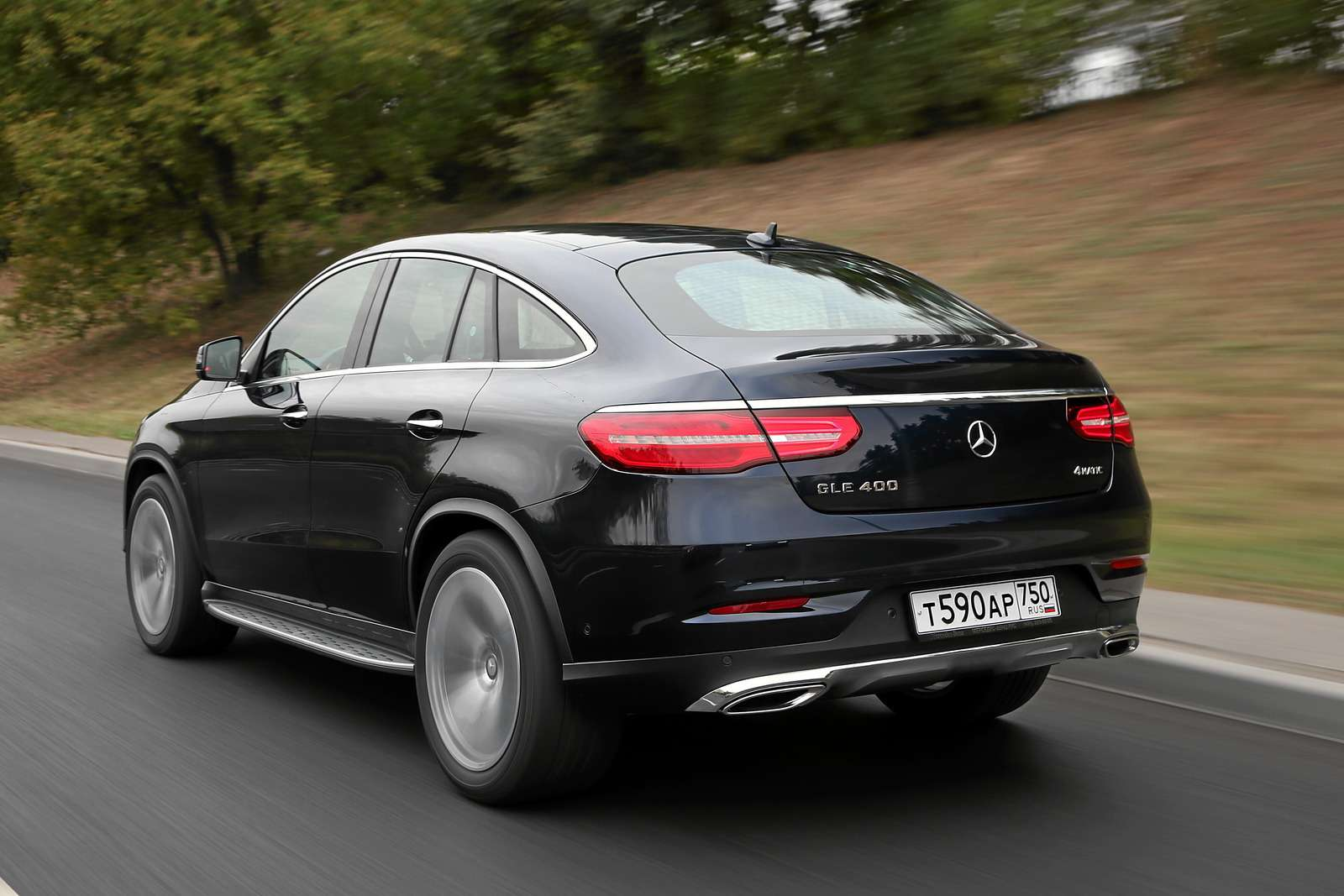 Mercedes-Benz GLE Coupe2