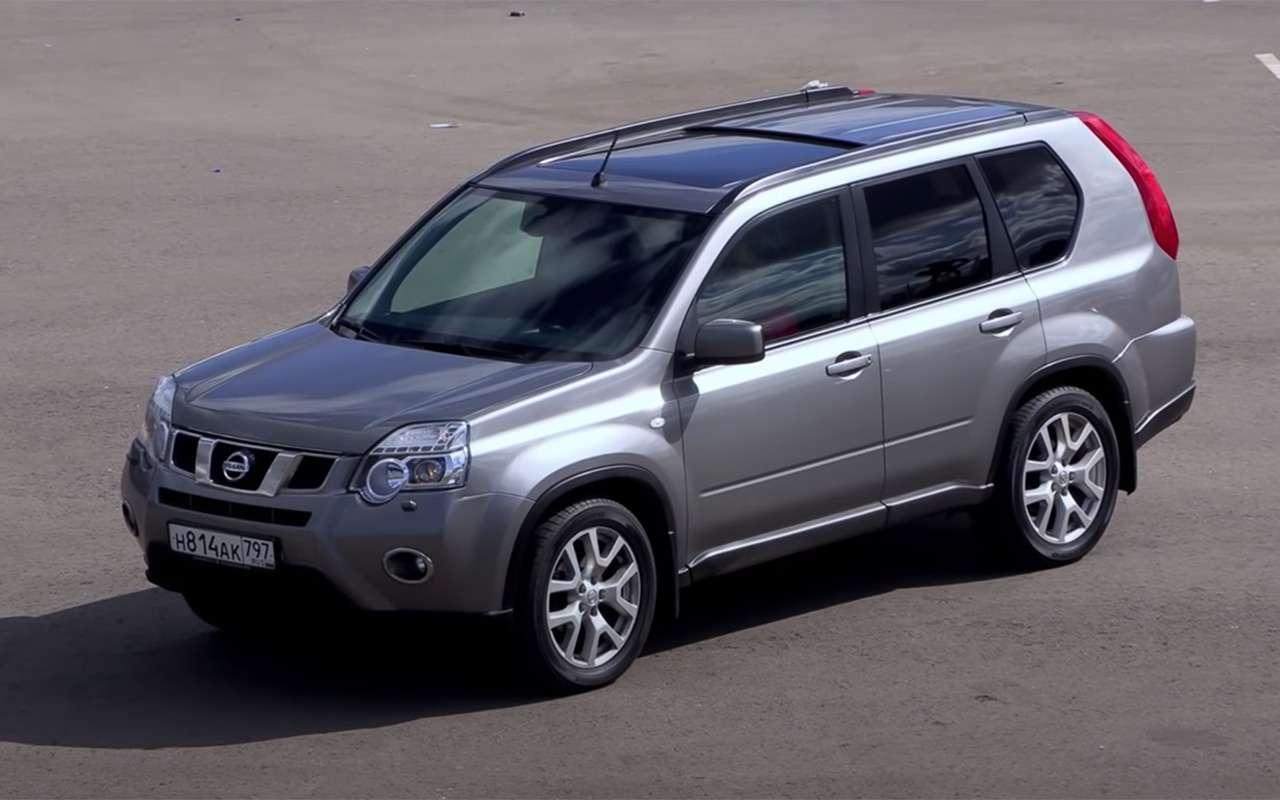 Nissan X-Trail навторичке: список проблем (длинный)— фото 1197771