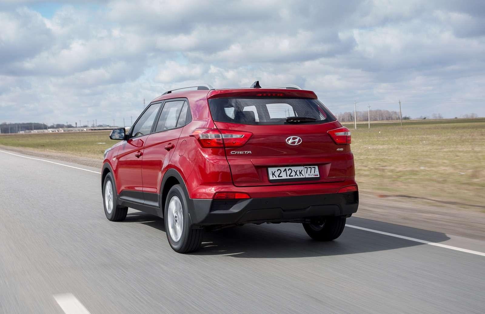 Стартовали продажи Hyundai Creta 2018 модельного года— фото 781143