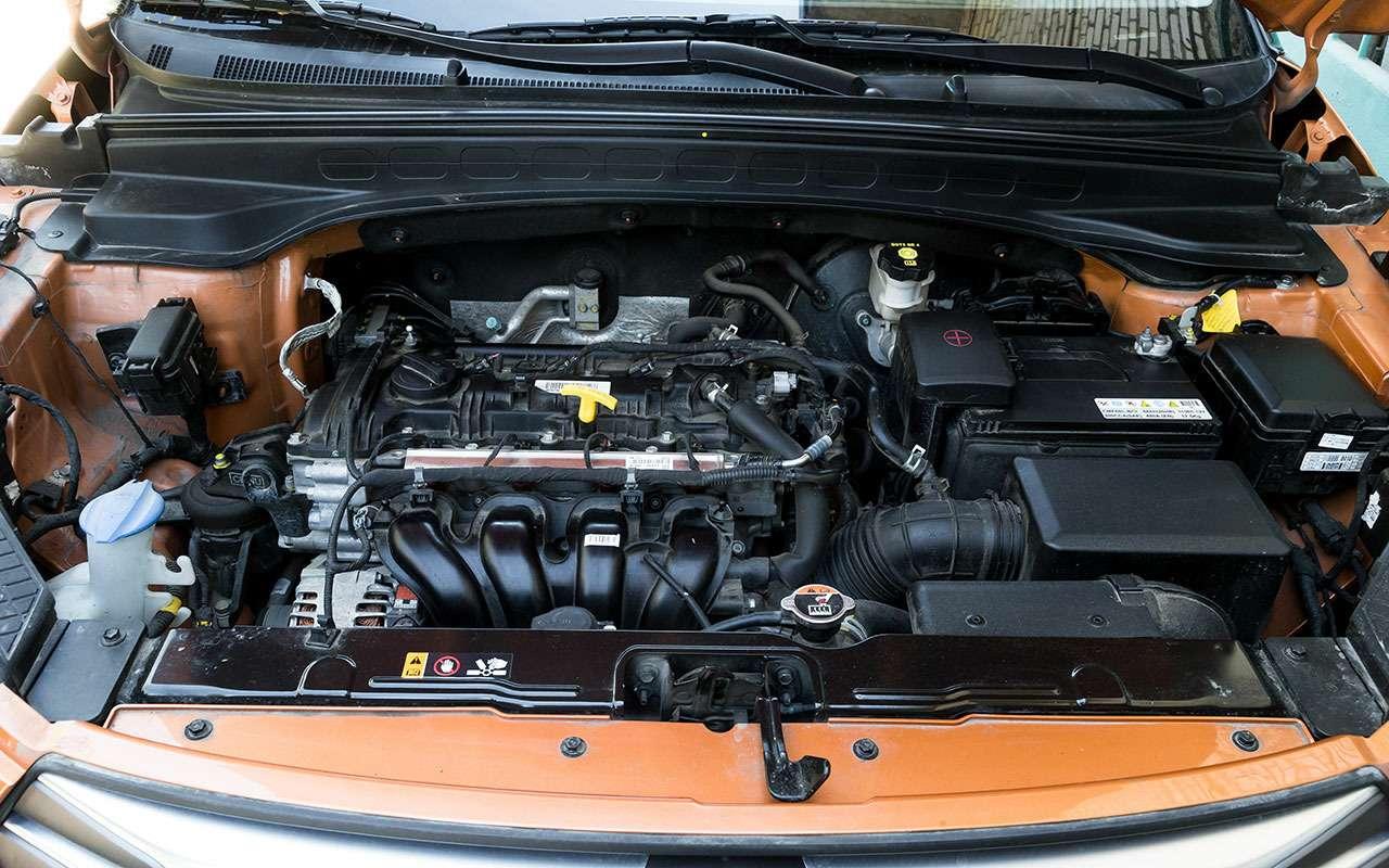 Двебольшие проблемы Hyundai Creta— рассказ владельца— фото 1091001