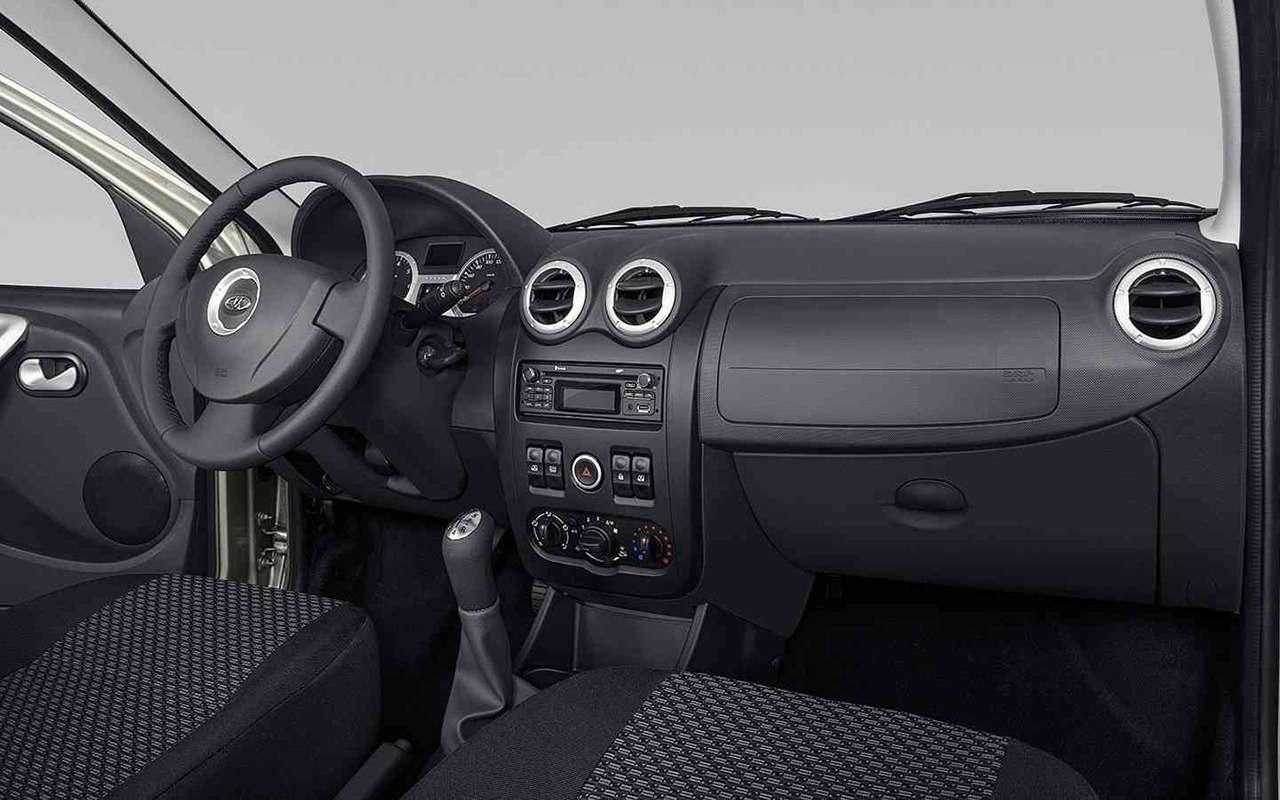 Лучшие семейные автомобили дляпутешествий. Бюджетный выбор «Зарулем»— фото 995324
