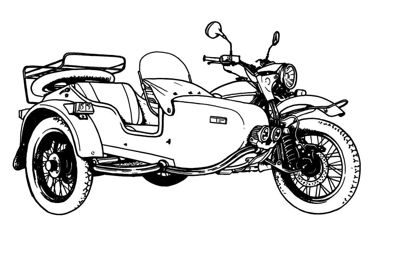 Новая версия мотоцикла Урал: еесделают вместе споклонниками— фото 1237299