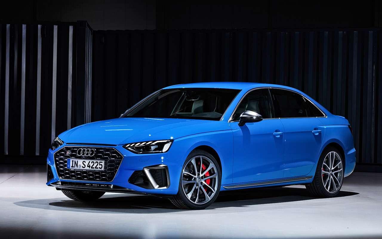 Новый Audi A4: онумеет... «читать» светофоры!— фото 975508