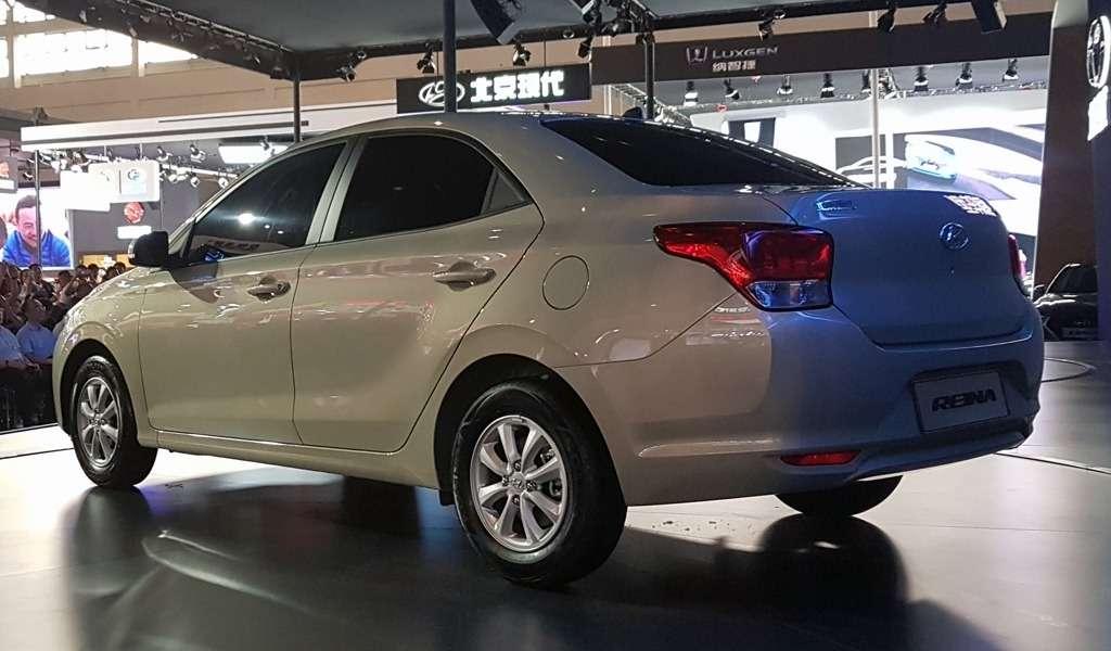 Дешевле некуда: представлен новый бюджетный седан Hyundai Reina— фото 762683