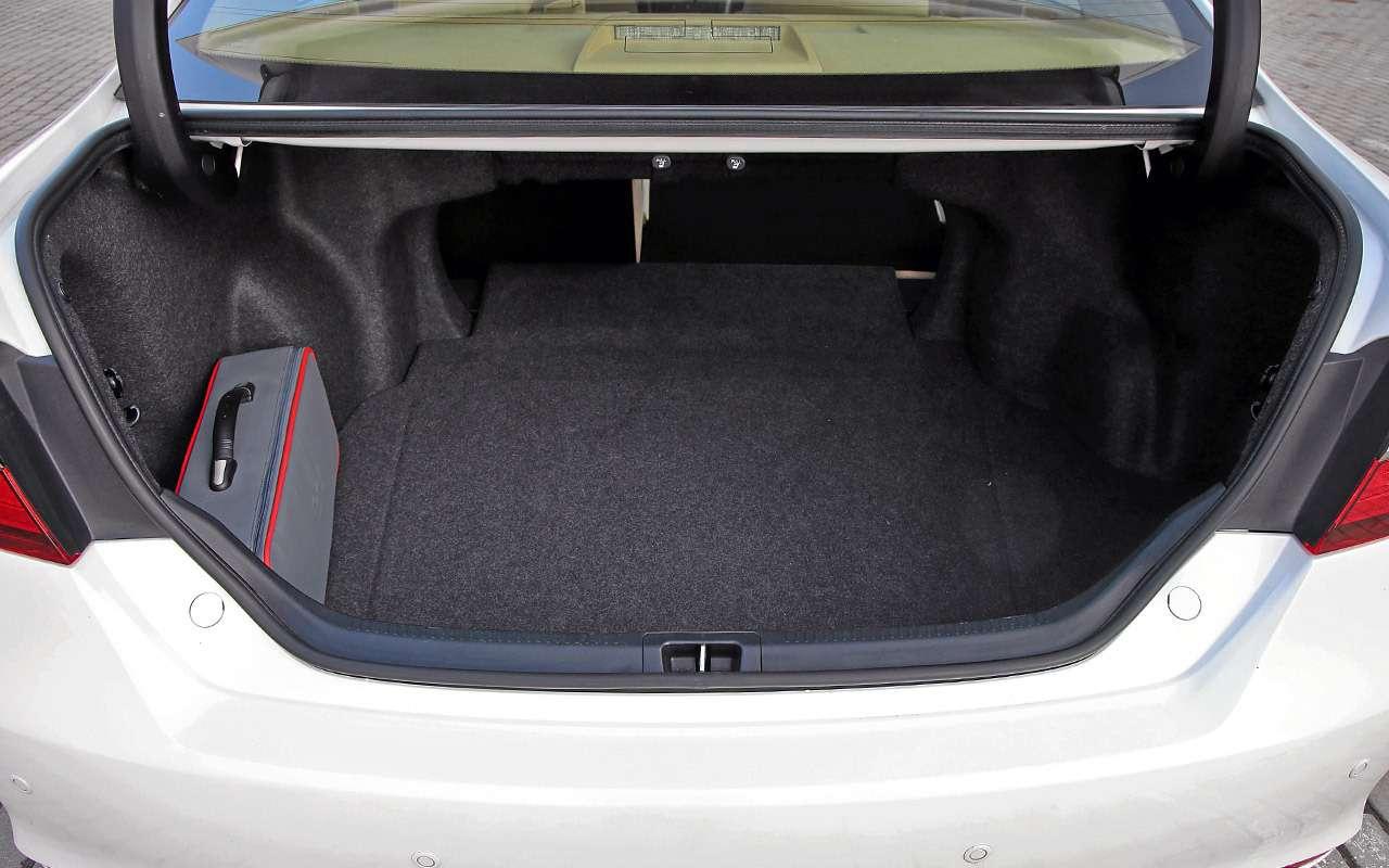 Hyundai Sonata или Toyota Camry— выбор ЗР— фото 810010