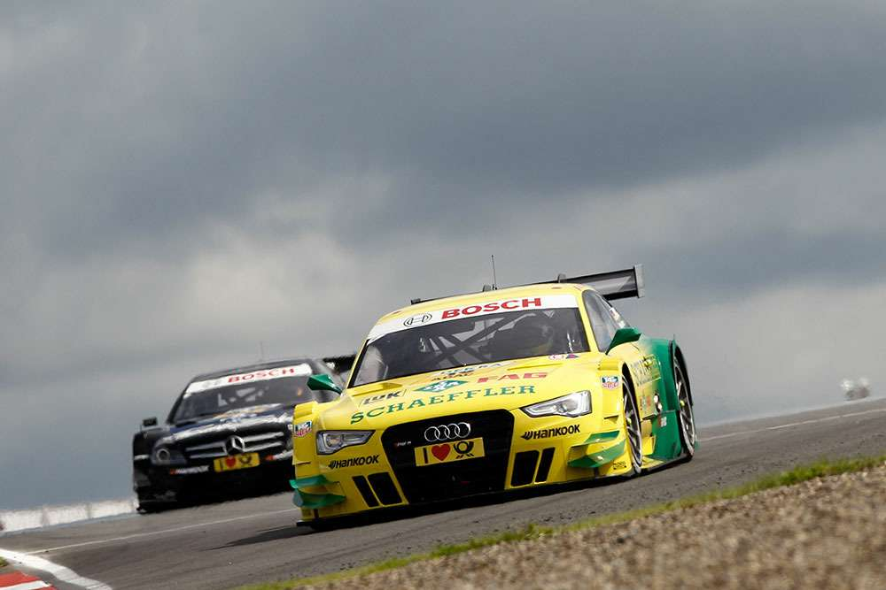 Motorsports/ DTM: german touring cars championship 2013, Race atMoskau, Moskau Raceway