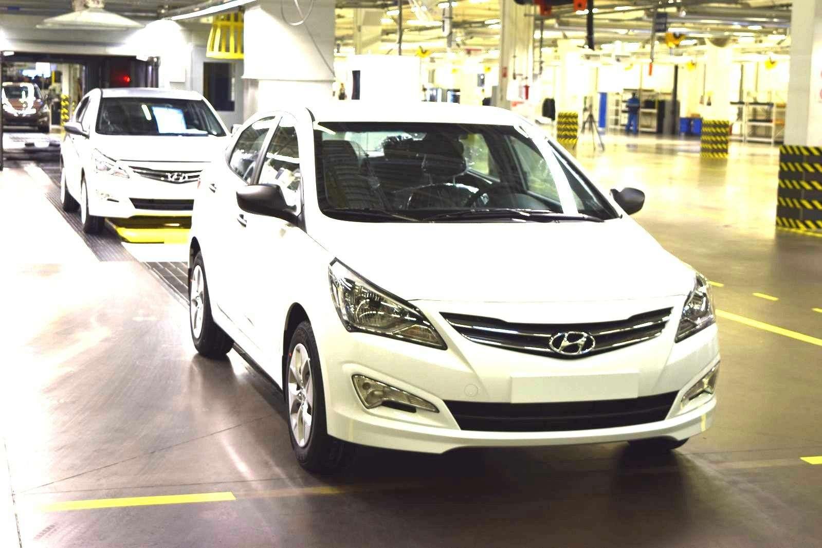 Hyundai устремилась вгонку заценами— фото 401646