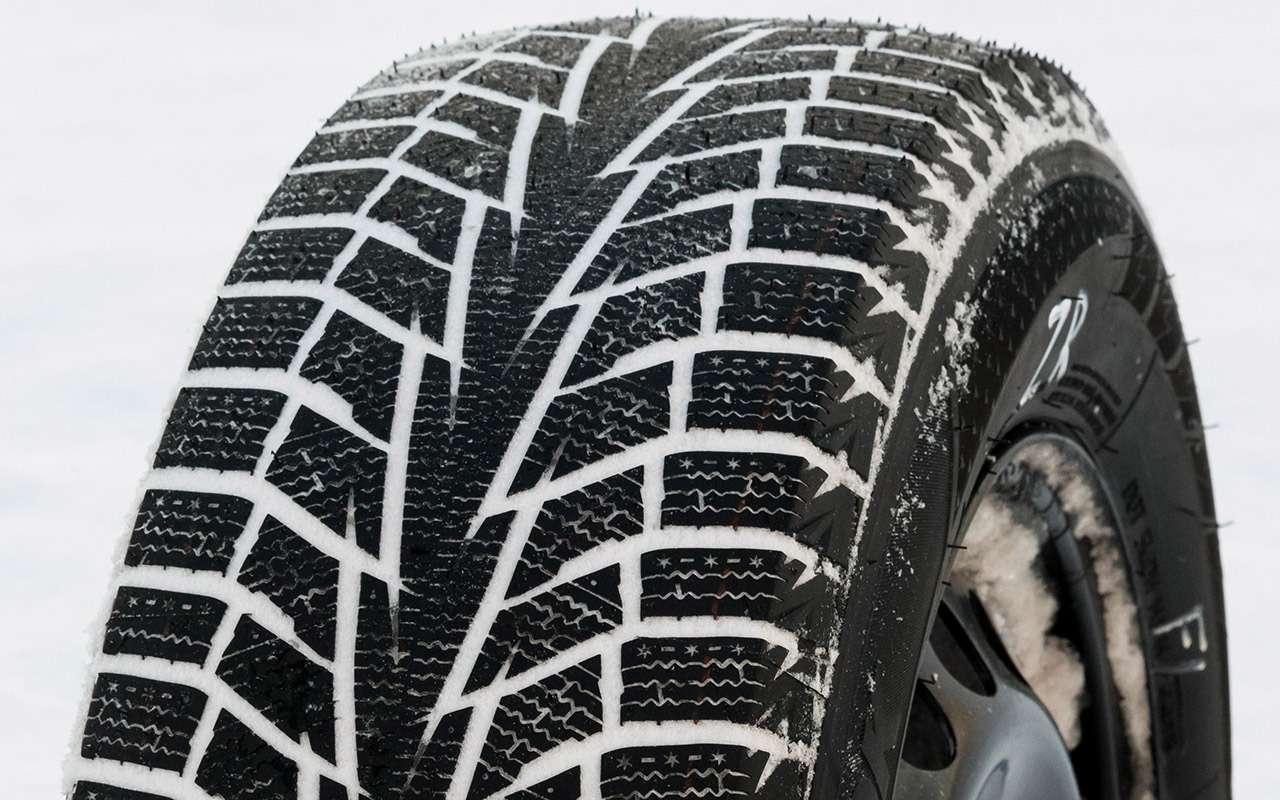 Большой тест зимних шин: выбор «Зарулем»!— фото 995066