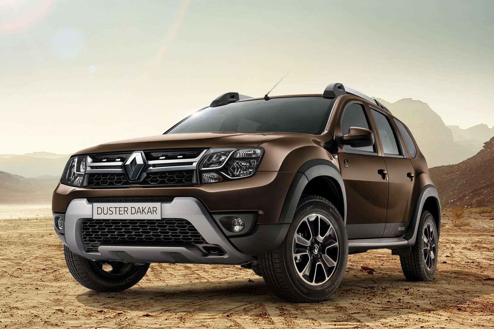 Renault Duster приодели встиле Dakar— фото 650131
