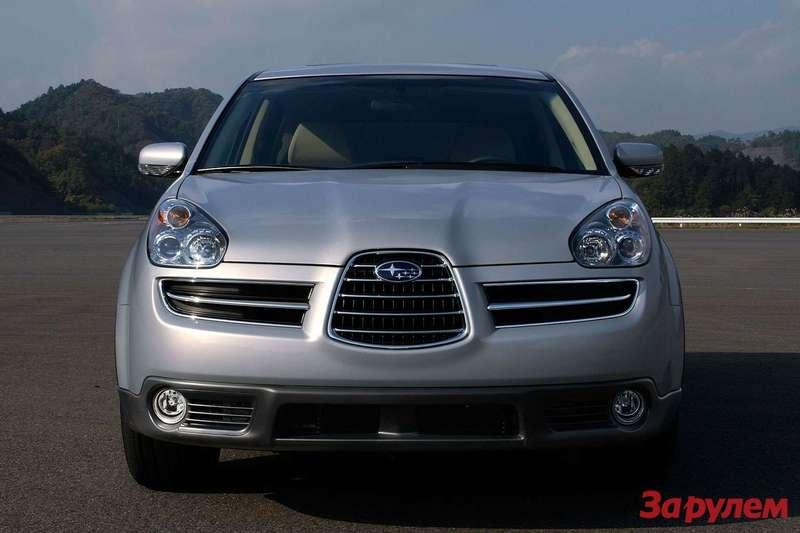 Subaru B9Tribeca 2006 1600x1200 wallpaper 07