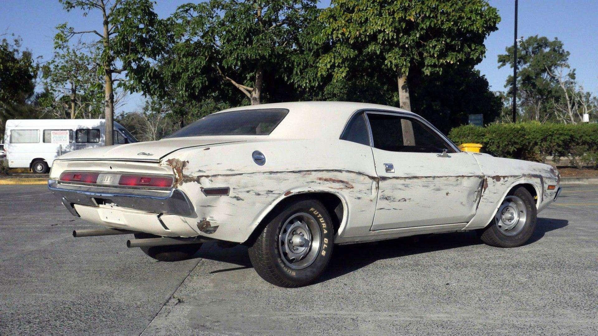 Dodge Challenger из«провального» фильма Квентина Тарантино выставлен наeBay— фото 780289