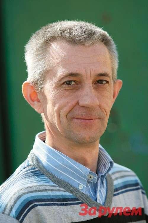 Андрей Кочетов