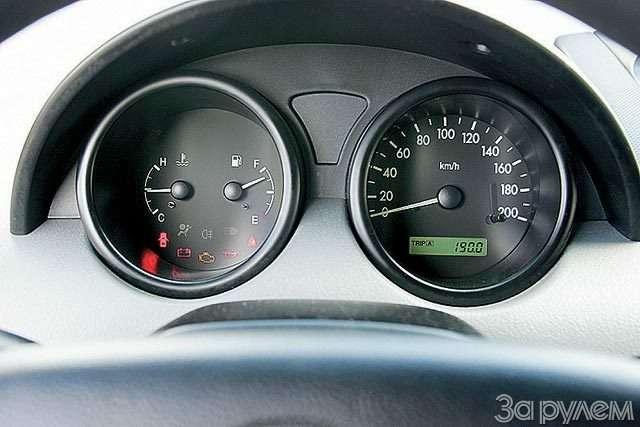 Тест Lada Kalina, Renault Logan, Chevrolet Aveo. Кому наРуси хорошо?— фото 57681