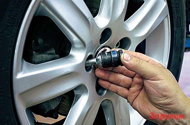 Набор болтов М14× 1,5 Lock your wheels