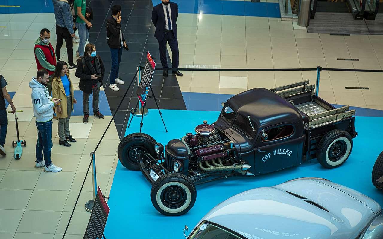 Бэтмобиль идругие прикольные машины (17фото свыставки)— фото 1168676