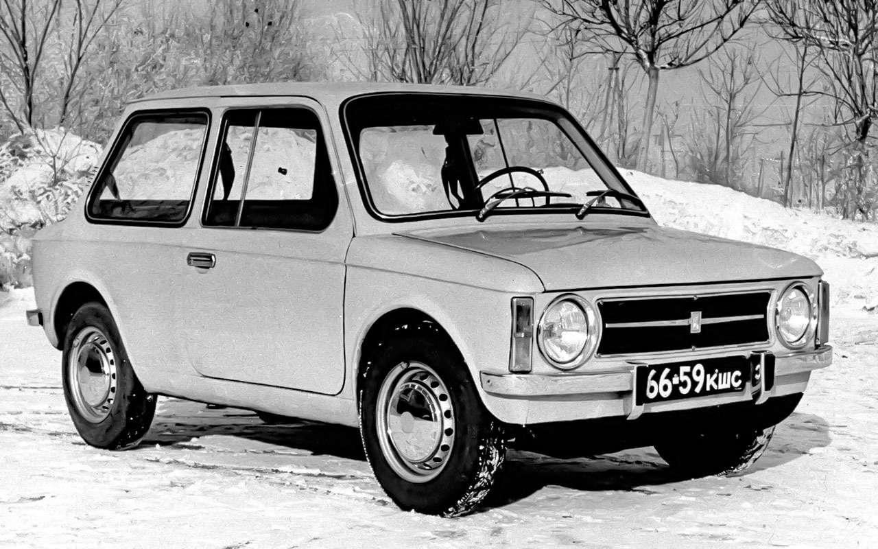 13народных автомобилей СССР, которых какбы не было— фото 1001098