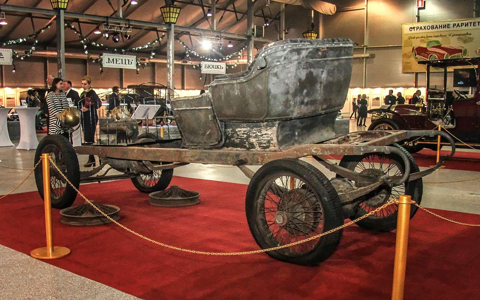 Benz 18/24PS 1912г