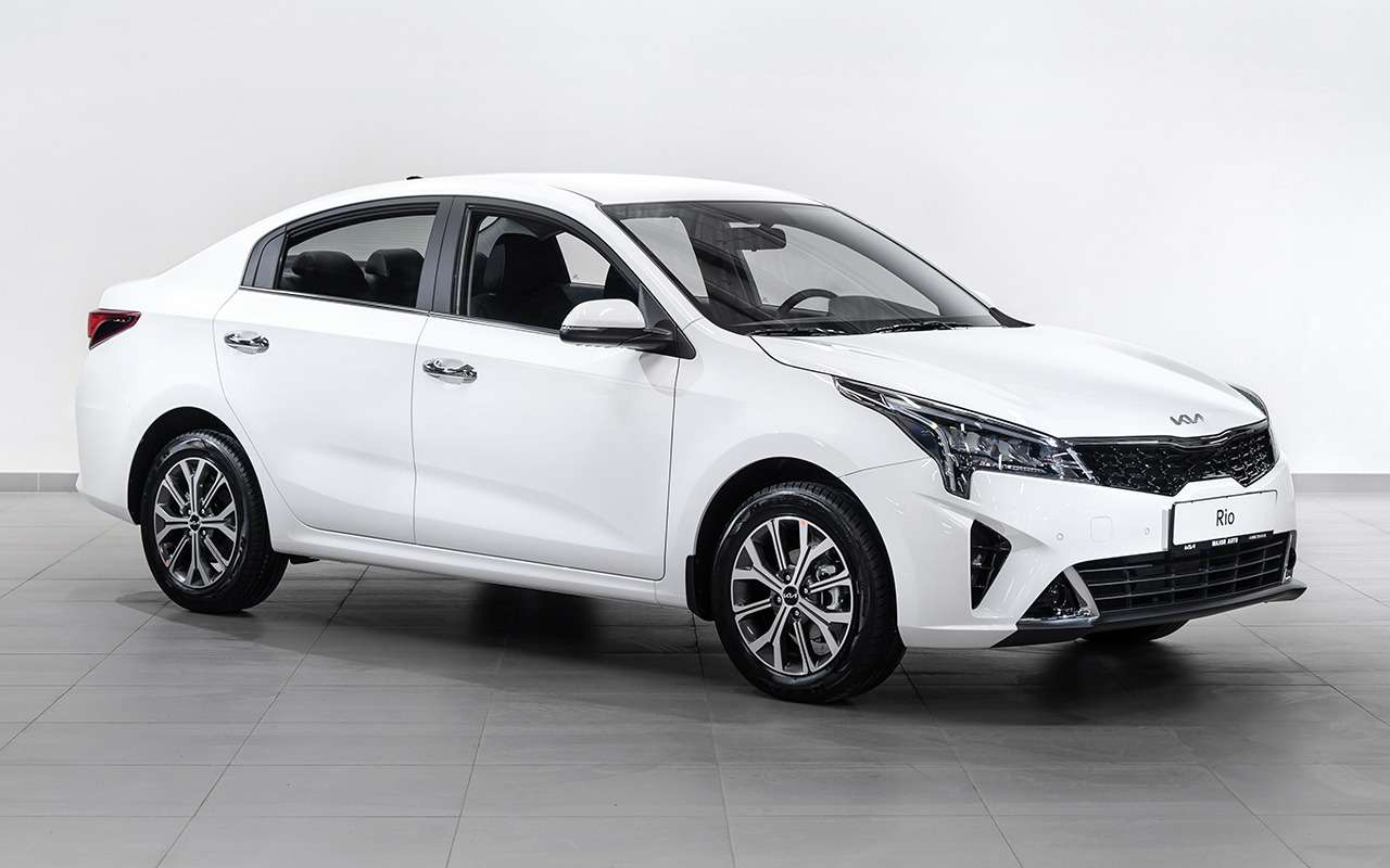 KiaRio иRio X2022— уже впродаже— фото 1280946