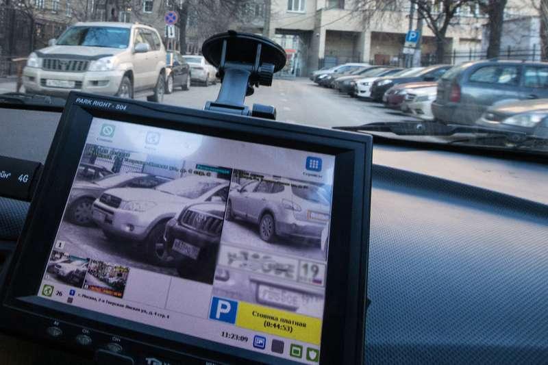 Москвичка получила штрафов на500 тысяч рублей запарковку