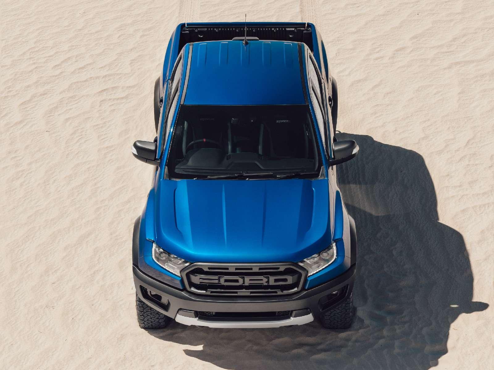 Длядорог инаправлений: представлен экстремальный Ford Ranger Raptor— фото 843221