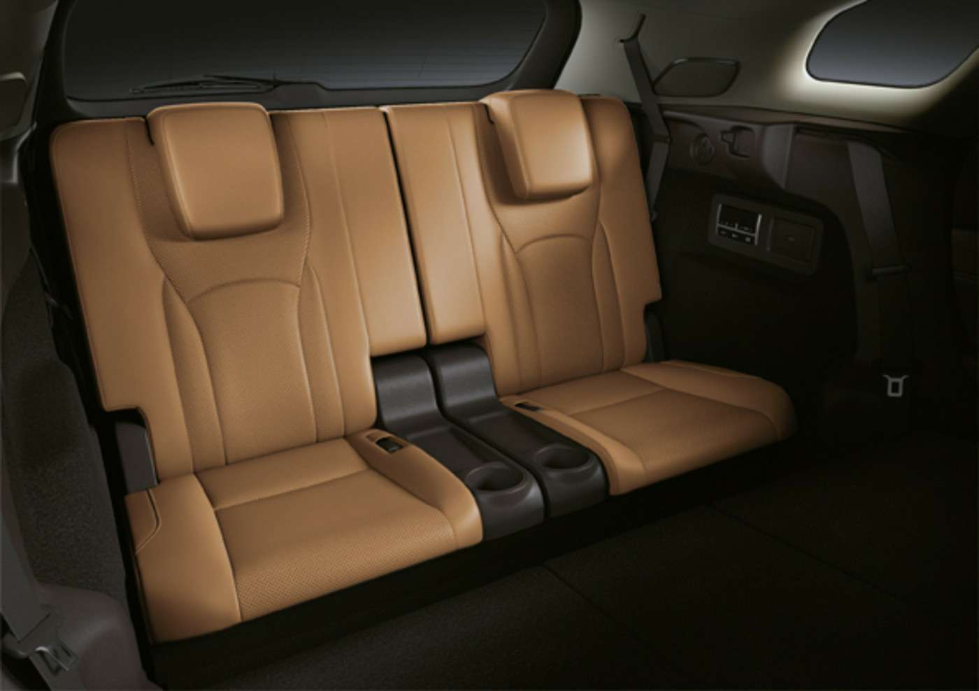 Тест-драйв Lexus RX350L AWD: когда «L»— вовсе не«Long»— фото 915752