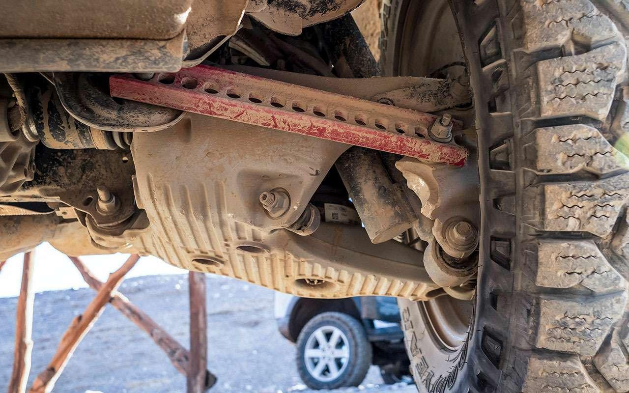 Land Rover Defender 2020: большой африканский тест— фото 1114512