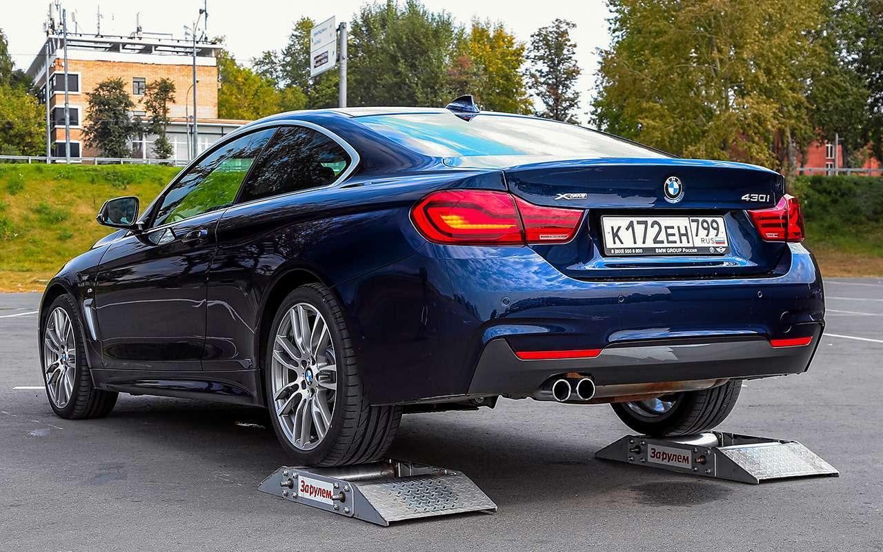 Субару, Мерседес, BMW, Audi...— чей полный привод круче— фото 933373
