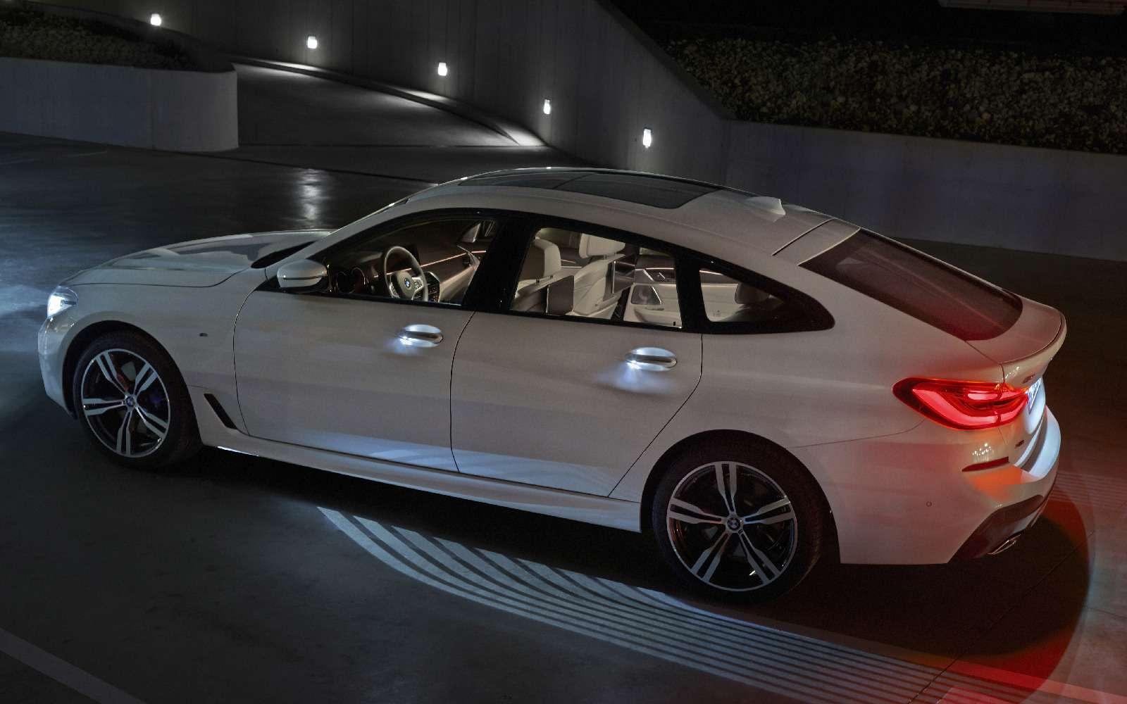 Новый лифтбек BMW 6-й серии Gran Turismo— лучше, чем «сарай»!— фото 764548