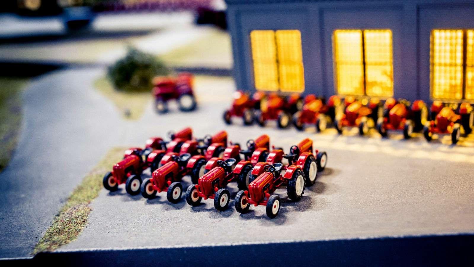 Внук Фердинанда Порше показал свою коллекцию игрушек— фото 831040