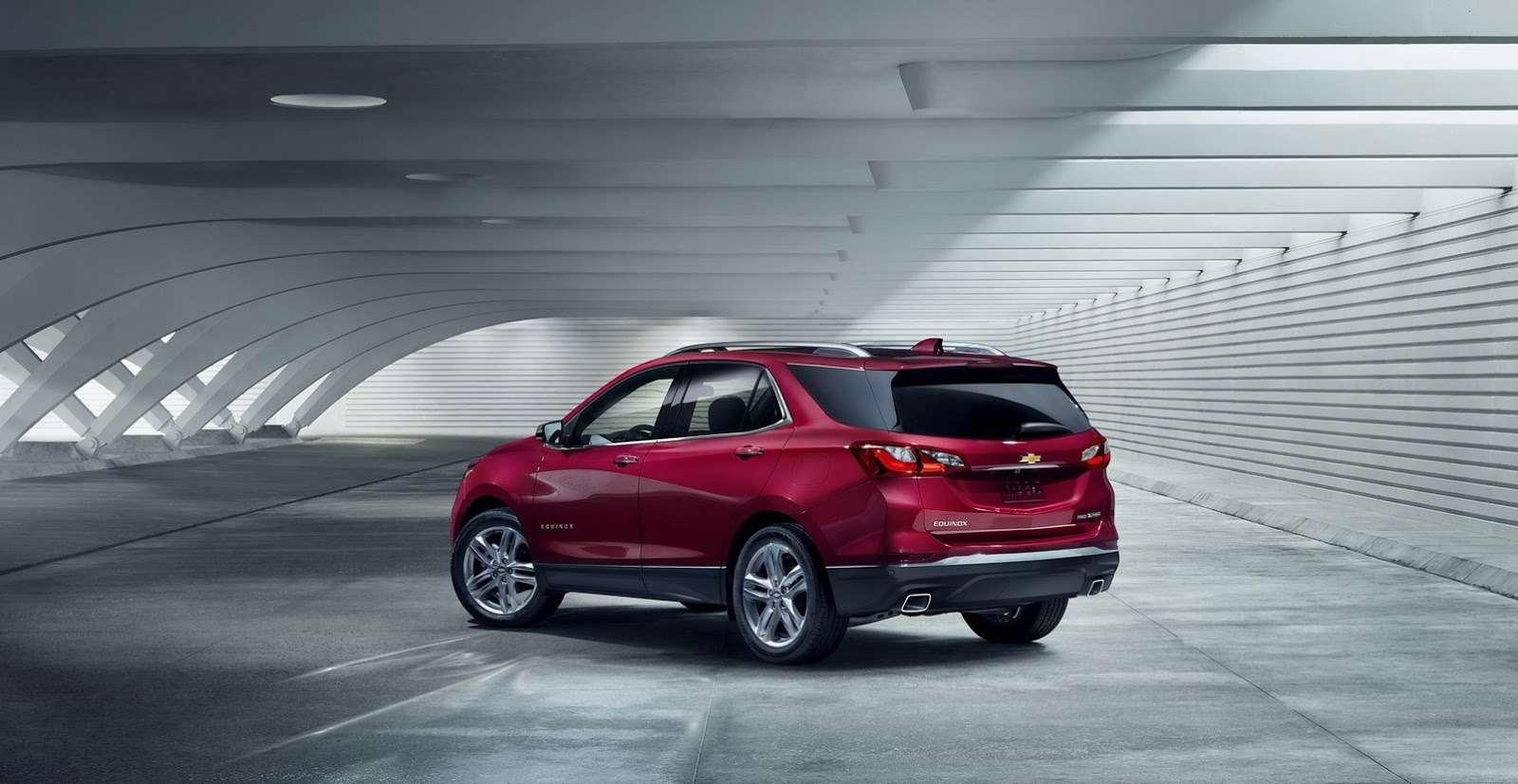 Поевропейским заветам: новый Chevrolet Equinox пошел тропой даунсайзинга— фото 638533