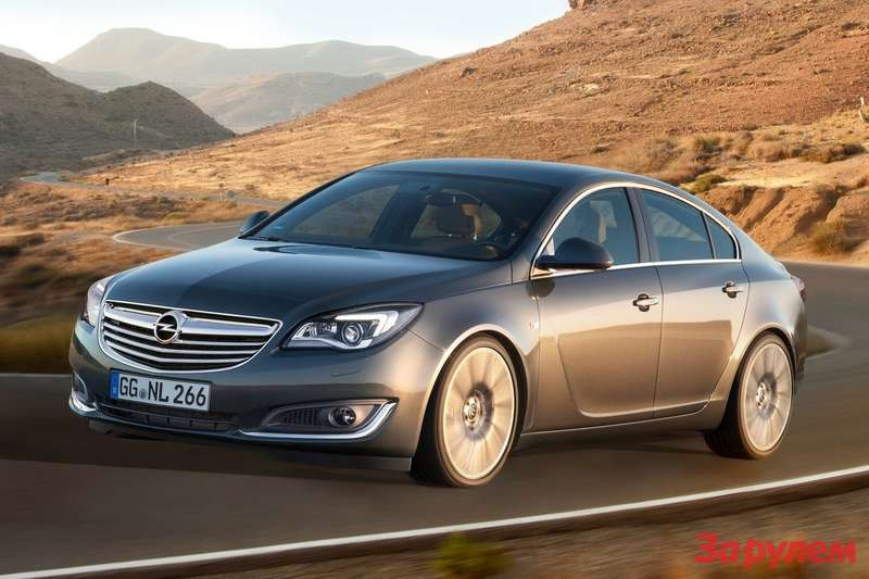 Opel Insignia 2014 1600x1200 wallpaper 01