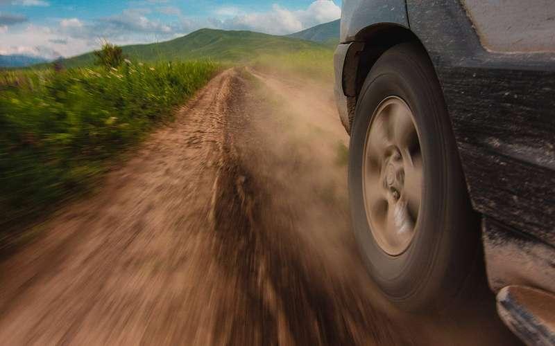 Держат, гребут, вытаскивают…— изучили шины All Terrain
