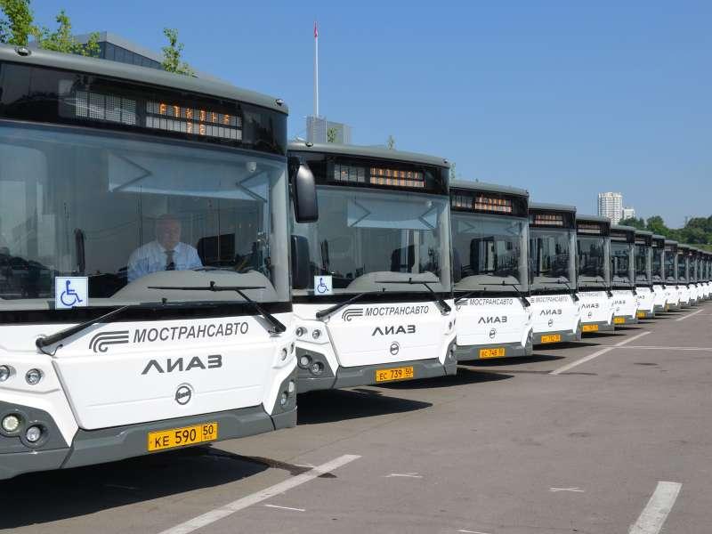 Автобусы ЛИАЗ (1)