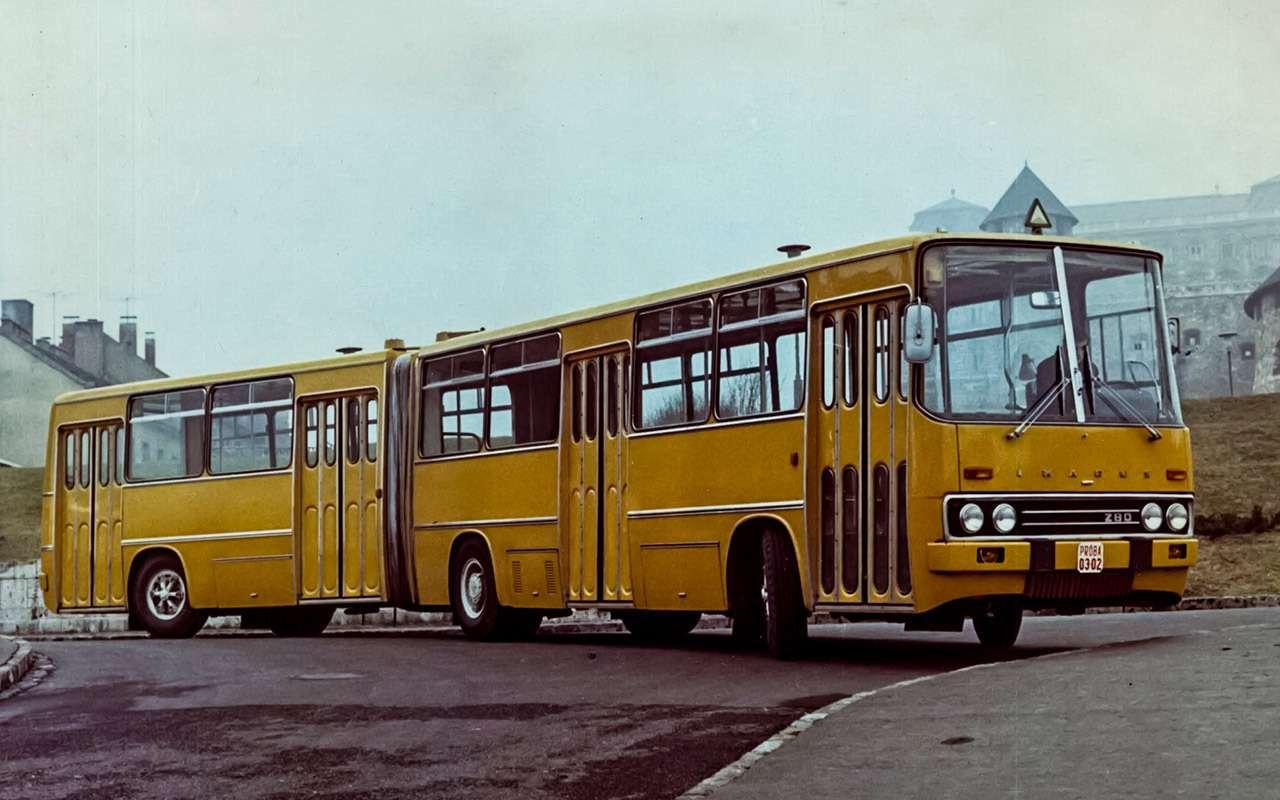 Любимые венгерские автобусы— выихпомните?— фото 1209244
