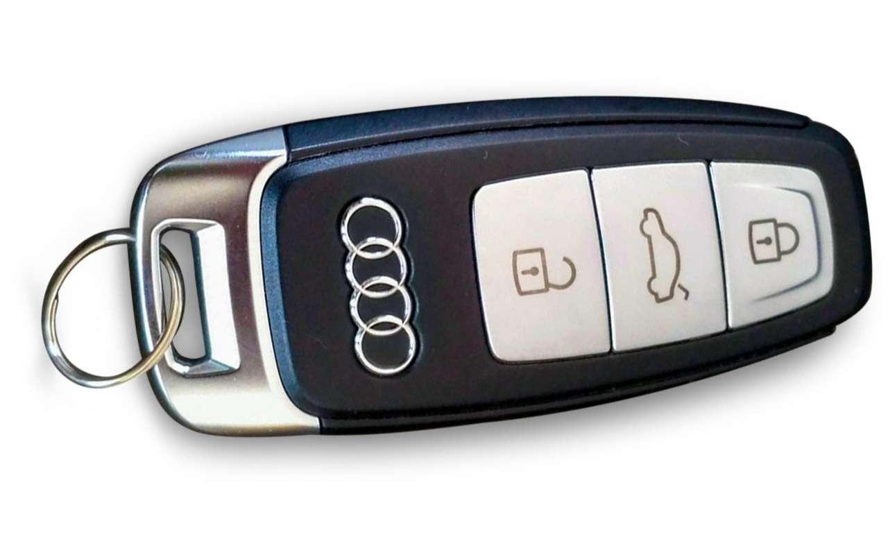 Какие опции могут спасти новый Audi А8в России?— фото 879693