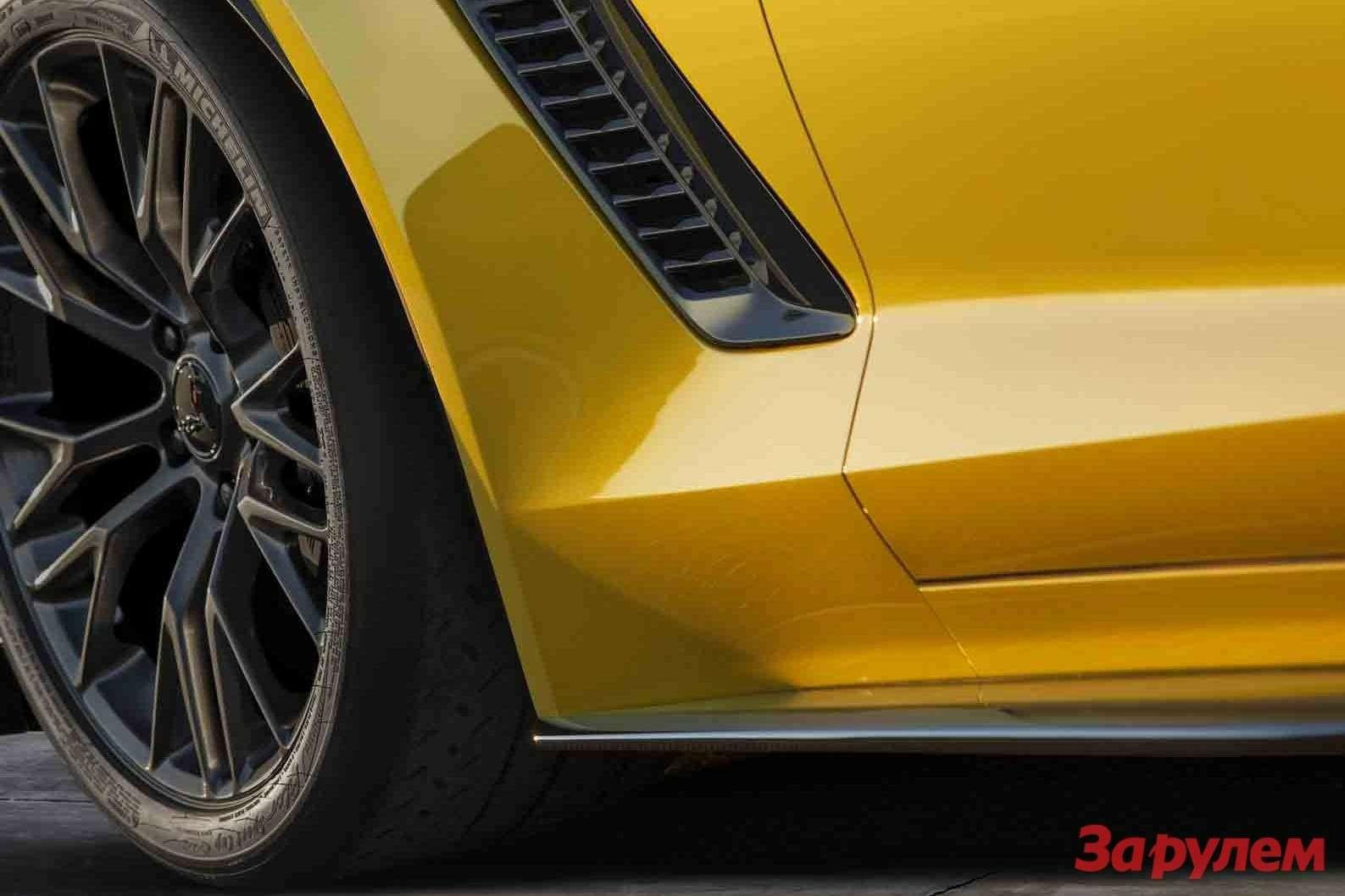 2015 Chevrolet CorvetteZ06(1)