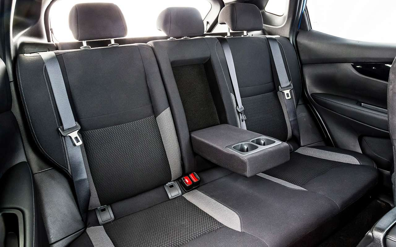 Большой тест кроссоверов: Nissan Qashqai, Mitsubishi ASX иSuzuki SX4— фото 978188