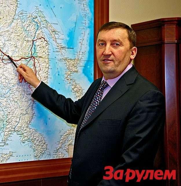 Анатолий Михайлович Чабунин